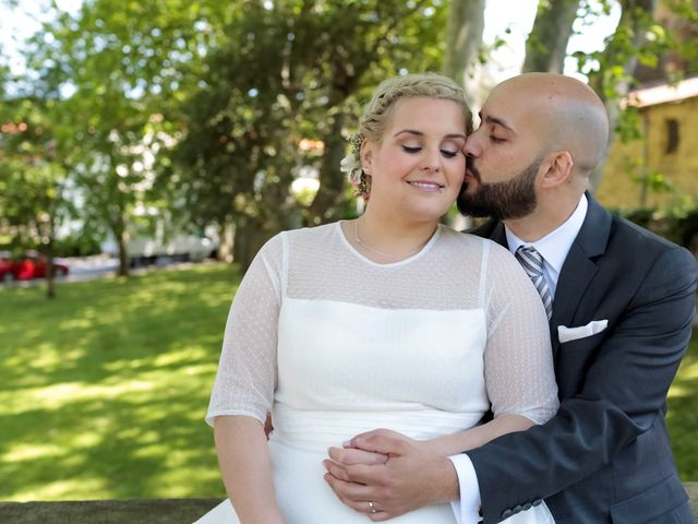 La boda de Luismi y Ruth en Getxo, Vizcaya 1