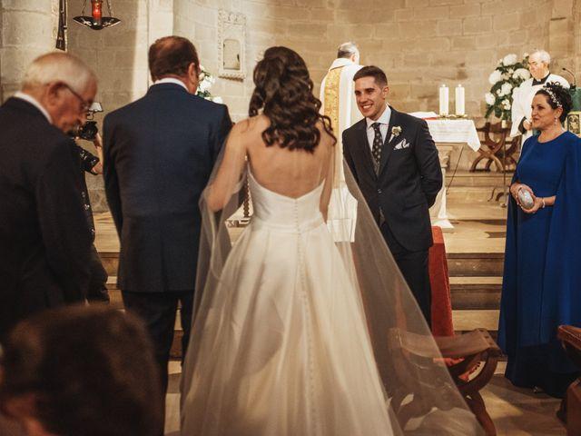 La boda de Javier y Ana Gabriela en Logroño, La Rioja 28