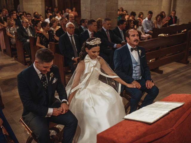 La boda de Javier y Ana Gabriela en Logroño, La Rioja 31
