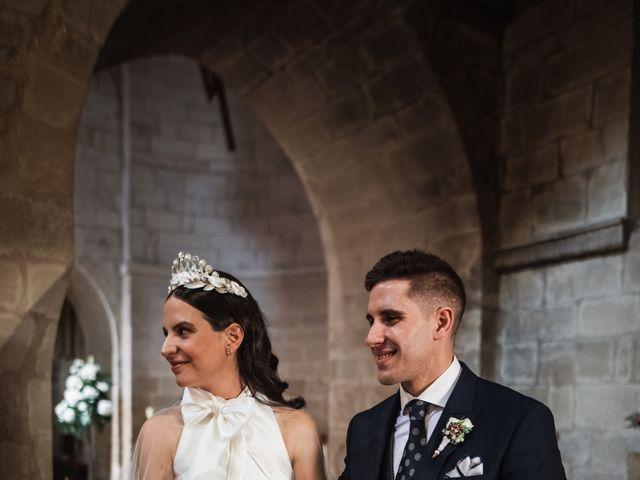 La boda de Javier y Ana Gabriela en Logroño, La Rioja 36