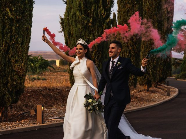 La boda de Javier y Ana Gabriela en Logroño, La Rioja 40