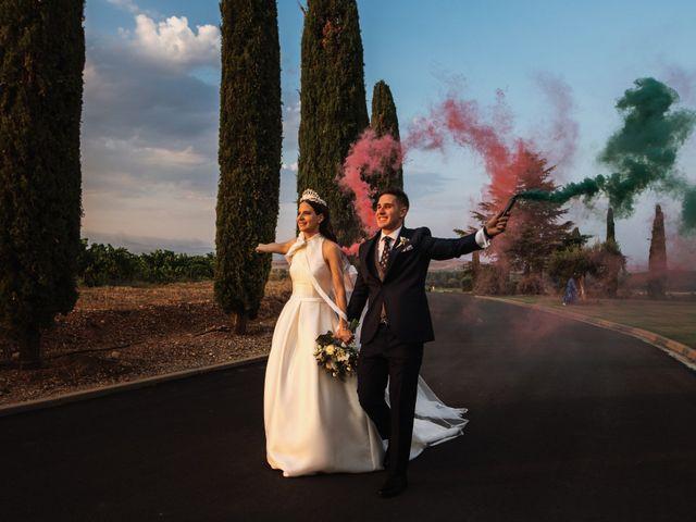 La boda de Javier y Ana Gabriela en Logroño, La Rioja 1