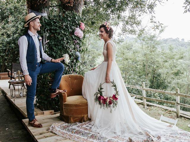 La boda de Adri y Paula en Torazo, Asturias 41