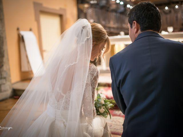 La boda de Hugo y Yolanda en Estación Canfranc, Huesca 1