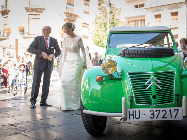 La boda de Hugo y Yolanda en Estación Canfranc, Huesca 2