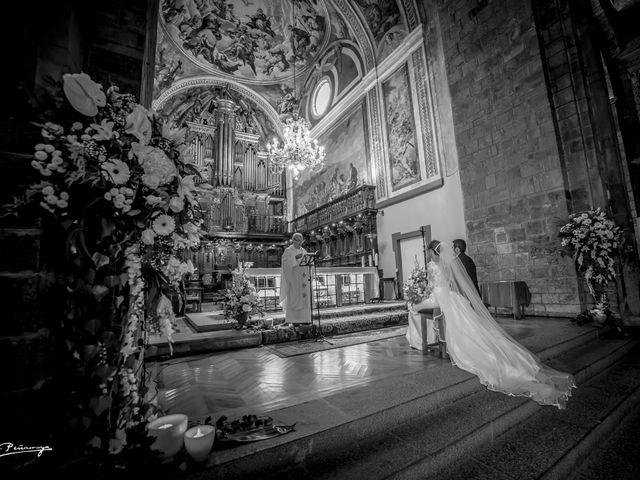 La boda de Hugo y Yolanda en Estación Canfranc, Huesca 6
