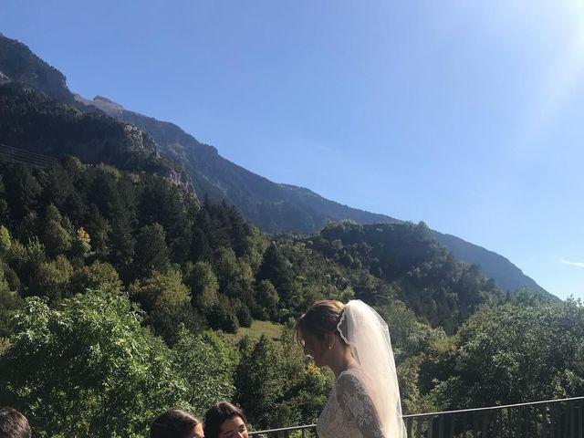 La boda de Hugo y Yolanda en Estación Canfranc, Huesca 20