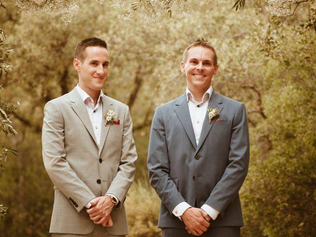 La boda de Kyle y John