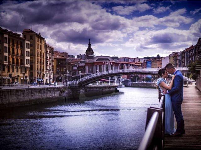 La boda de Jorge y Jennifer  en Basauri, Vizcaya 1