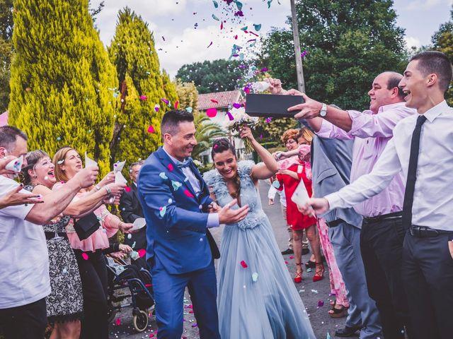 La boda de Jorge y Jennifer  en Basauri, Vizcaya 3