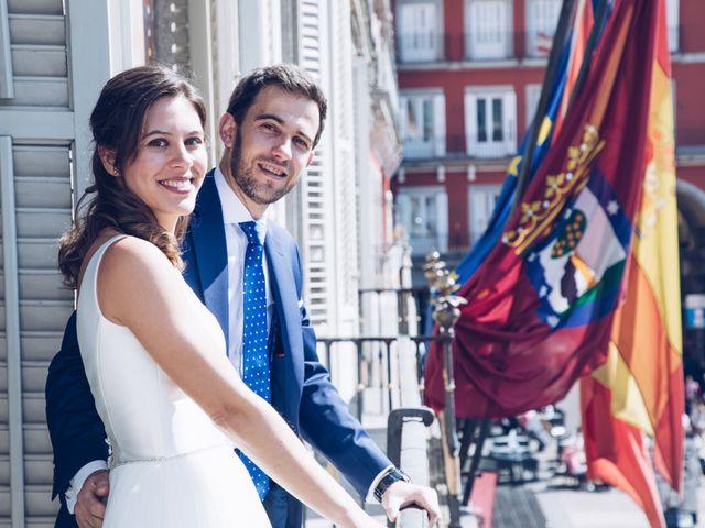 La boda de José Antonio y Belinda en Madrid, Madrid 10