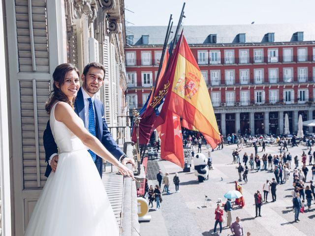 La boda de José Antonio y Belinda en Madrid, Madrid 11