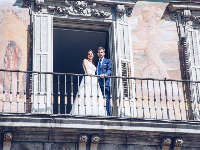 La boda de José Antonio y Belinda en Madrid, Madrid 13