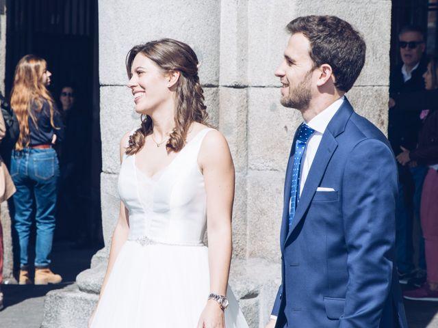 La boda de José Antonio y Belinda en Madrid, Madrid 14