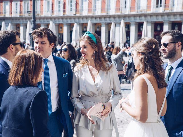 La boda de José Antonio y Belinda en Madrid, Madrid 16
