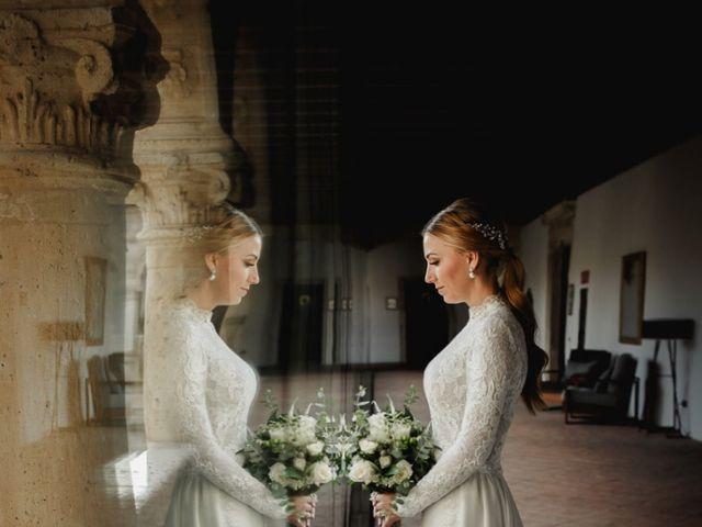 La boda de Pablo y Verónica en San Bernardo, Cáceres 23