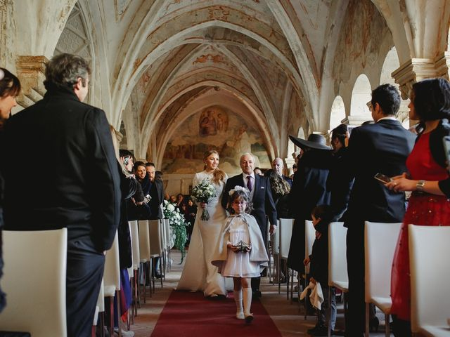 La boda de Pablo y Verónica en San Bernardo, Cáceres 41
