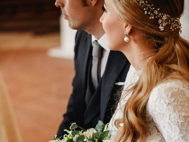 La boda de Pablo y Verónica en San Bernardo, Cáceres 43