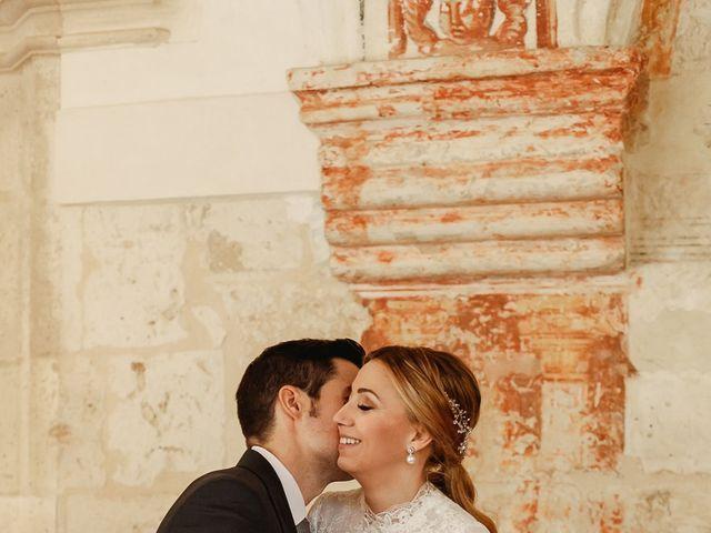 La boda de Pablo y Verónica en San Bernardo, Cáceres 44