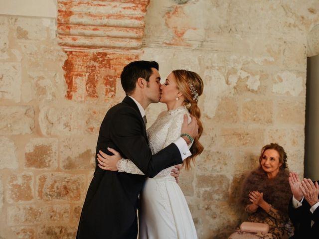 La boda de Pablo y Verónica en San Bernardo, Cáceres 45
