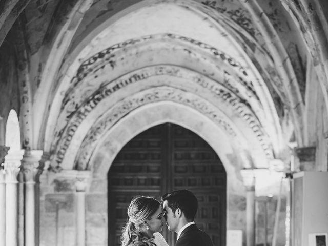 La boda de Pablo y Verónica en San Bernardo, Cáceres 53