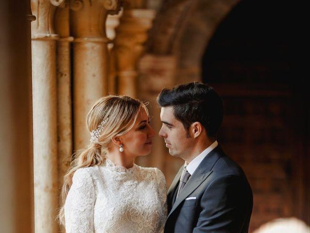 La boda de Pablo y Verónica en San Bernardo, Cáceres 1