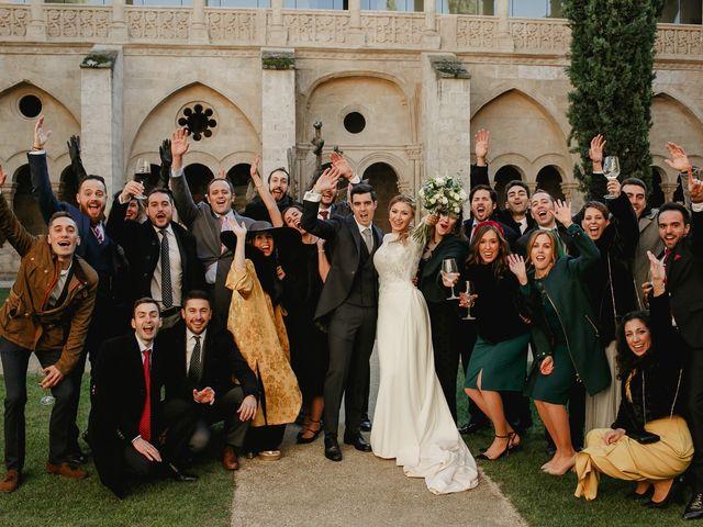 La boda de Pablo y Verónica en San Bernardo, Cáceres 55