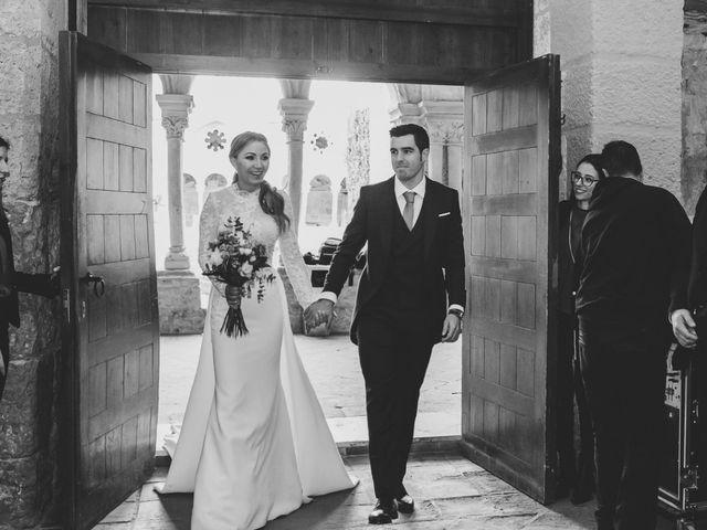 La boda de Pablo y Verónica en San Bernardo, Cáceres 56
