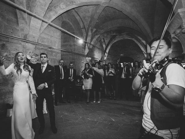 La boda de Pablo y Verónica en San Bernardo, Cáceres 61