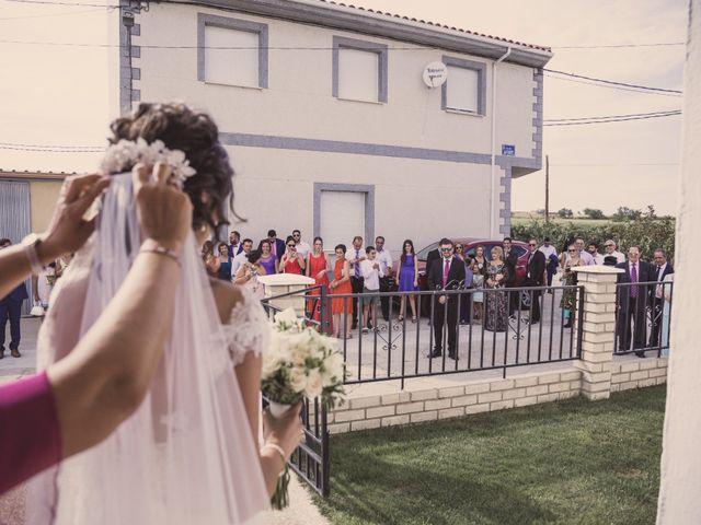 La boda de David y Joana en Toro, Zamora 26
