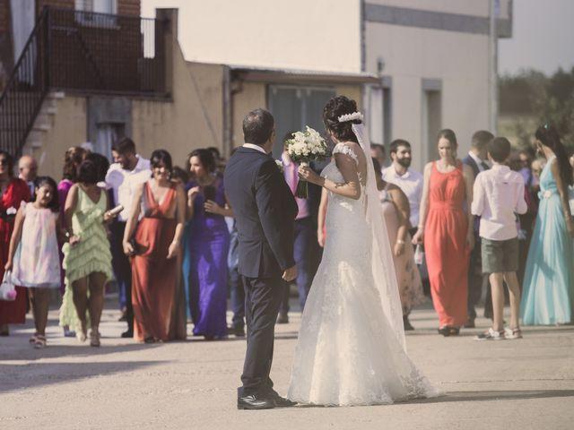 La boda de David y Joana en Toro, Zamora 27