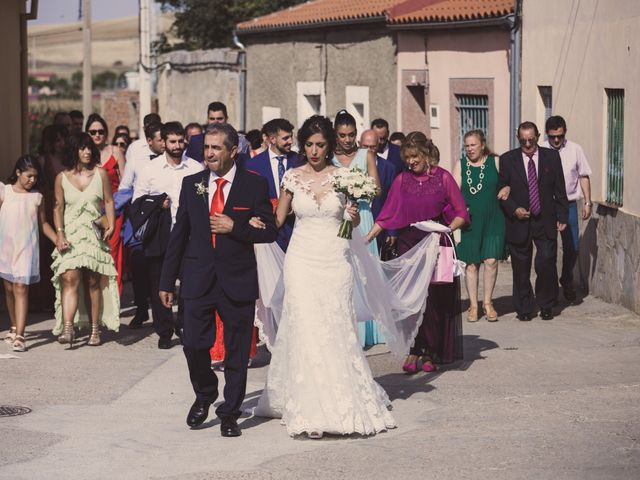 La boda de David y Joana en Toro, Zamora 29