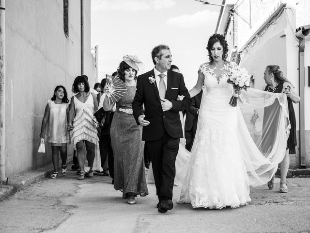 La boda de David y Joana en Toro, Zamora 31