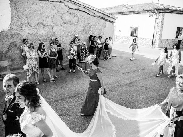 La boda de David y Joana en Toro, Zamora 33