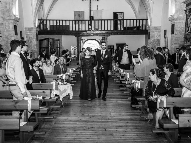 La boda de David y Joana en Toro, Zamora 34