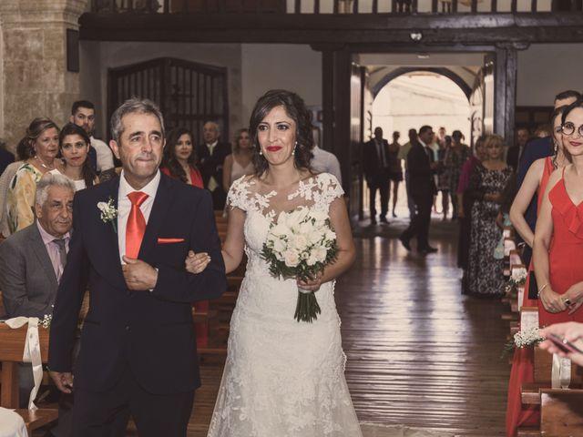 La boda de David y Joana en Toro, Zamora 35