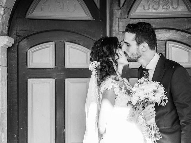 La boda de David y Joana en Toro, Zamora 41