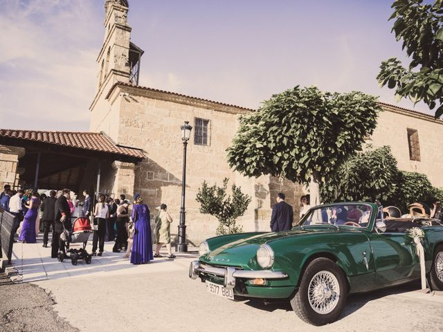 La boda de David y Joana en Toro, Zamora 42