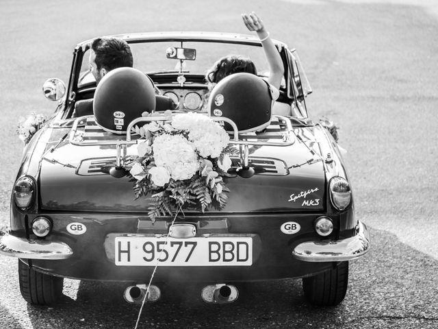 La boda de David y Joana en Toro, Zamora 44