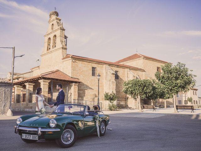 La boda de David y Joana en Toro, Zamora 45