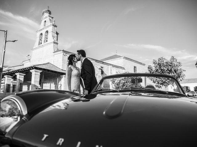 La boda de David y Joana en Toro, Zamora 46