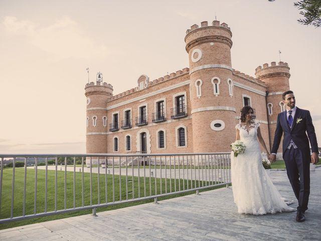 La boda de David y Joana en Toro, Zamora 1