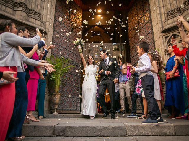 La boda de Sandra y Oriol en Sant Cugat Del Valles, Barcelona 1