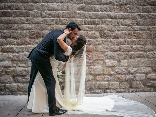 La boda de Sandra y Oriol en Sant Cugat Del Valles, Barcelona 9