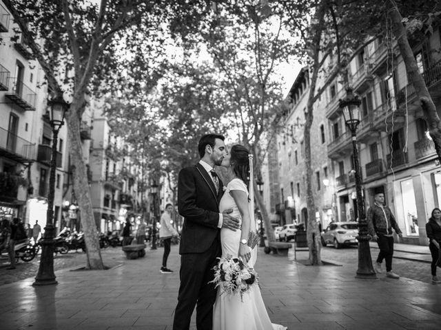 La boda de Sandra y Oriol en Sant Cugat Del Valles, Barcelona 12