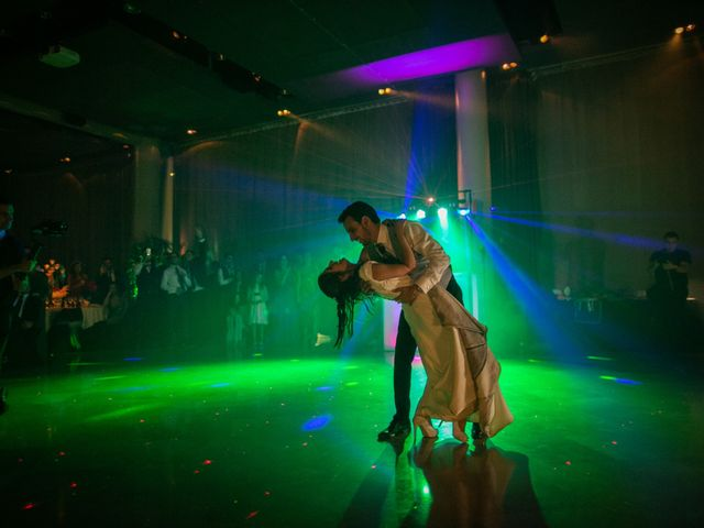 La boda de Oriol y Sandra