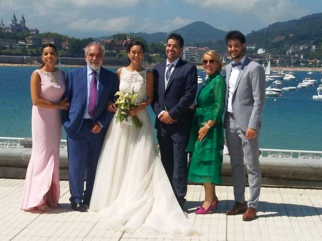 La boda de Amaia y Javier