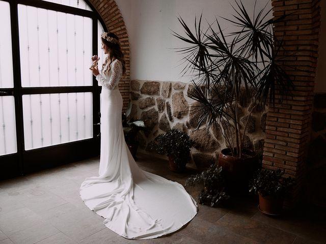 La boda de Cristian y Marta en Cáceres, Cáceres 46