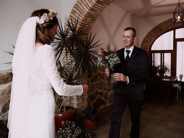 La boda de Cristian y Marta en Cáceres, Cáceres 50
