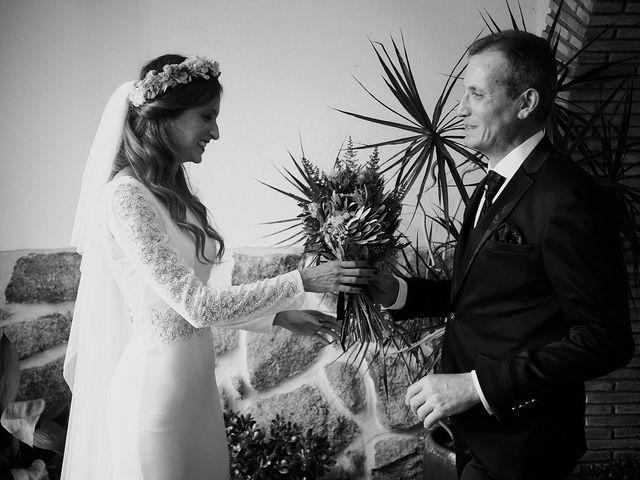 La boda de Cristian y Marta en Cáceres, Cáceres 51